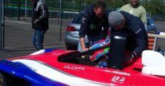 Shakedown per Luca Ligato e la Osella PA21s Evo Honda
