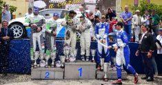 Campionato Italiano Rally: grandi battaglie sulle strade della Targa Florio