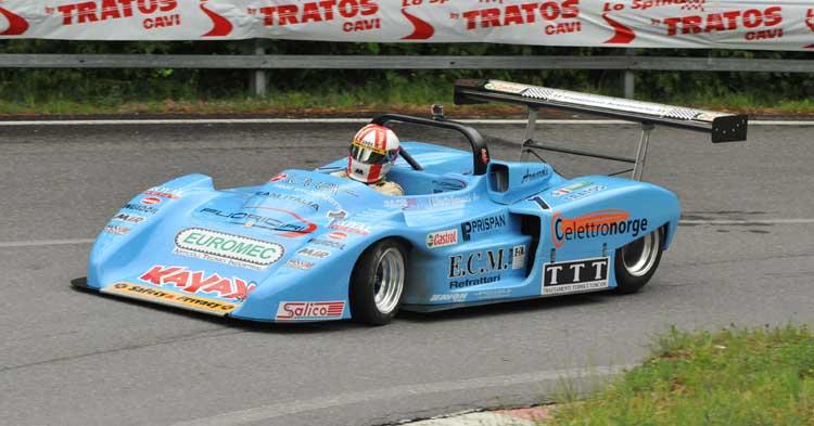 Lo Spino, già prova del CIVSA, entra nel Trofeo Toscano Velocità Montagna