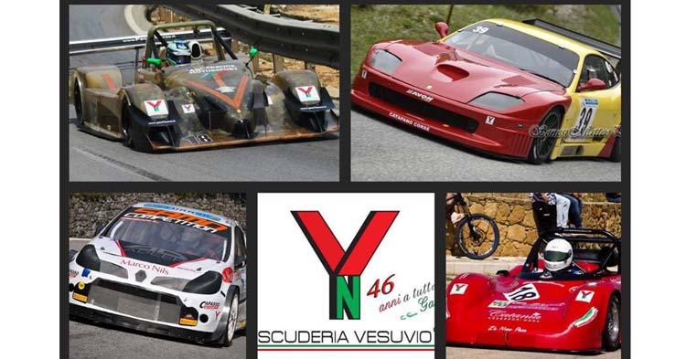 La Scuderia Vesuvio presente a Fasano con oltre 15 piloti in gara