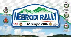 Il Nebrodi Rally ha aperto le iscrizioni
