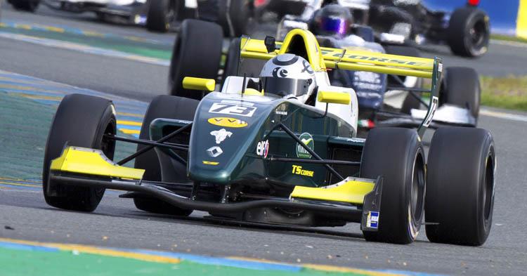 Peccenini riscopre il Paul Ricard nel VdeV 2016