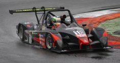 Fabio Emanuele è splendido terzo a Monza con la Wolf