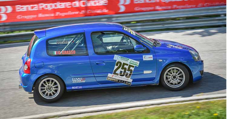 La Gretaracing Motorsport alla 47ª Verzegnis Sella Chianzutan.