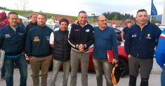 Continua in Portogallo l'emozionante duello sportivo tra Christian Merli e Simone Faggioli