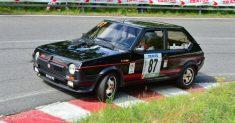 Mario Tacchini e P&G Racing al top di categoria alla 7ª Cronoscalata Storica dello Spino