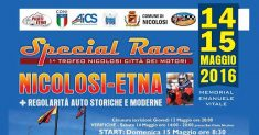 Special Race NICOLOSI – ETNA