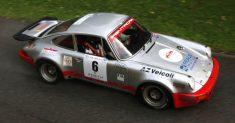 Da Zanche al trionfo-bis al Rally Lana su Porsche