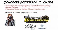 Un concorso fotografico per la Kronoracing a Morano Calabro