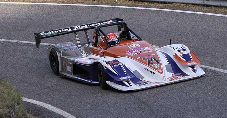 La scuderia Speed Motor ad Ascoli per la 55ª Coppa Paolino Teodori