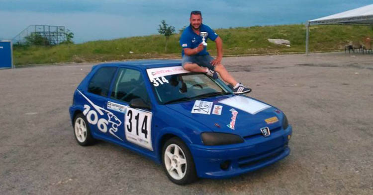 Ottimo week end per la Sila Racing TEAM ed Antonio De Luca alla 55ª Coppa Teodori