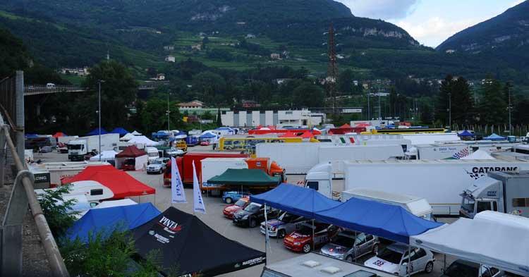 Ad una settimana dalla Trento – Bondone organizzazione e piloti pronti per la sfida