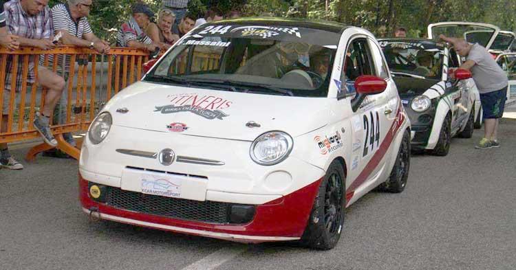 Un 7° ed un 8° posto di classe per i piloti A.S.D. X Car Motorsport alla 54ª edizione della Svolte di Popoli