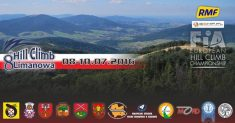 Il Campionato Europeo della Montagna si sposta in Polonia con la 8ª edizione della salita di Limanowa