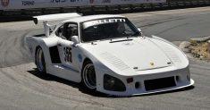 Balletti Motorsport sale bene al Sestriere!
