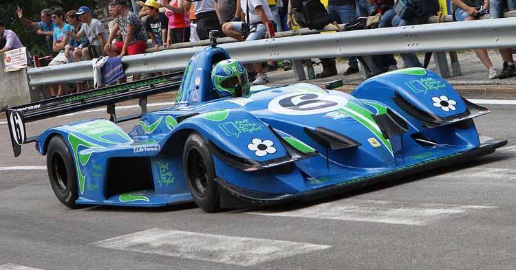 La Speed Motor va a caccia della assoluta al Nevegal con cinque piloti