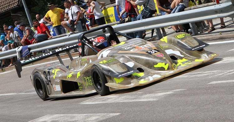 La Scuderia Speed Motor presente a Popoli con 8 piloti