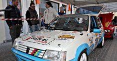 Salita, rally e ora anche slalom per Michele Mancin