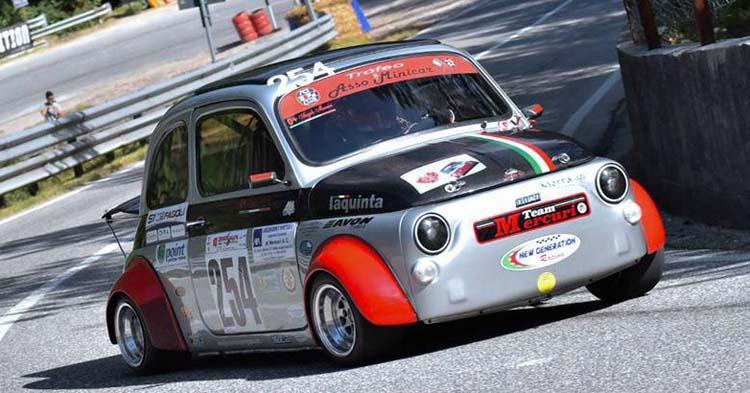 51° Trofeo Luigi Fagioli positivo per la New Generation Racing