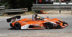 Domenico Cubeda su Osella brilla al Trofeo Fagioli