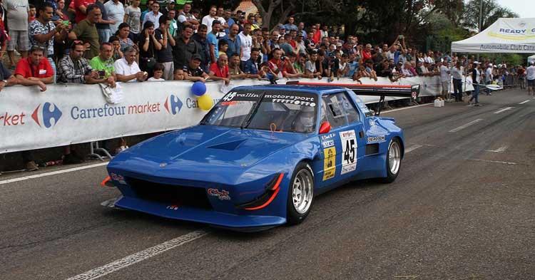 Week End di successi per CST Sport in salita e rally