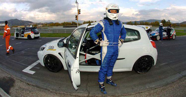 Luca Giovannoni e Riccardo Urbani esordienti con la Speed Motor