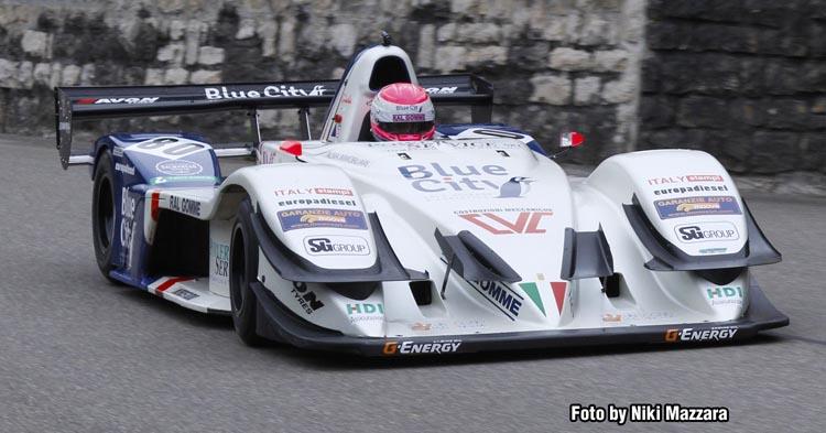 Christian Merli in gara In Slovenia nella 22ª GHD Ilirska Bistrica