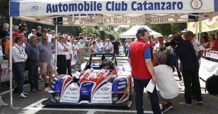 Al Reventino in Calabria l'ottavo round di CIVM con grandi numeri
