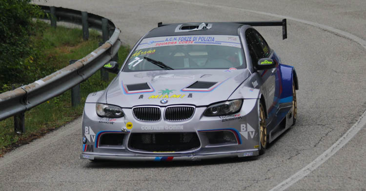 La P&G Racing pronta per la gara di casa, la 44ª Cronoscalata della Castellana