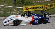 Christian Merli alla 39ª Cividale Castelmonte con la nuova Osella PA 21 JRB 1000