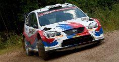"""Il """"Nido dell'Aquila"""" a Cobbe-Turco su Ford Focus WRC"""
