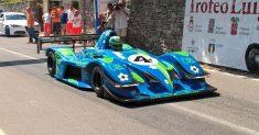 Il trio Bottura-Fattorini-Manzoni della Speed Motor al 46° Trofeo Vallecamonica