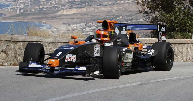La Catania Corse sul podio della Monte Erice consolida il primato nel Campionato Siciliano