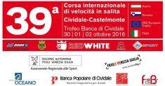 Sono 157 i verificati alla 39ª edizione della Cividale – Castelmonte