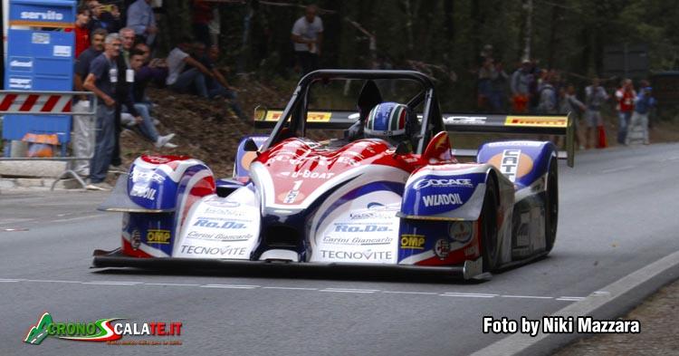 Alla 58ª Monte Erice vince Faggioli e si laurea Campione Italiano per la 12ª volta
