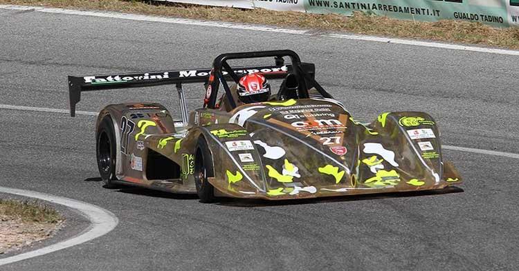 Sarà Michele Fattorini il portacolori della Speed Motor alla 58ª Monte Erice