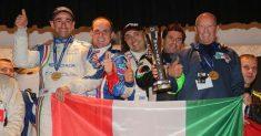 14 squadre nazionali si affrontano a  Šternberk nel FIA Hillclimb Masters 2016