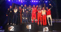 Medaglie d'oro per Faggioli, Peruggini e Moran al FIA Hill Climb Masters 2016
