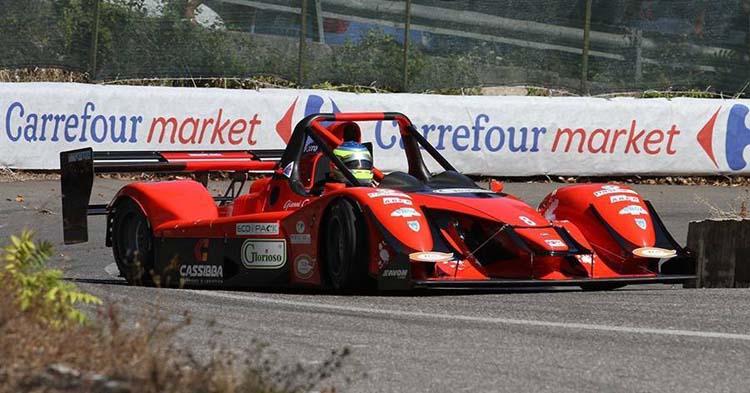 La Catania Corse conquista a Giarre il quinto titolo regionale della Velocità in Salita