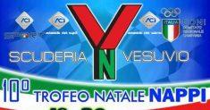 """Scuderia Vesuvio, platea di campioni al """"10° Trofeo Natale Nappi"""""""