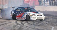 Arrivano i bolidi dei Rally al Motor Show