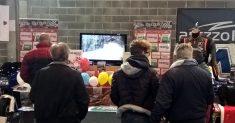 Successo e molti visitatori allo stand della Cronoscalata Storica dello Spino ad Arezzo Classic Motors