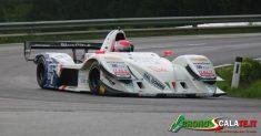 Inizia a Rechberg in Austria il Campionato Europeo della Montagna di Christian Merli in gara con l'Osella FA 30 Fortech 3000