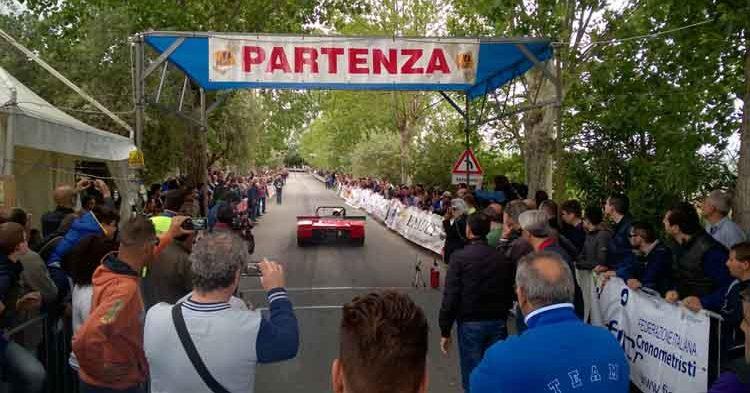 Lo Slalom Torregrotta – Roccavaldina del 7 maggio apre il tricolore 2017