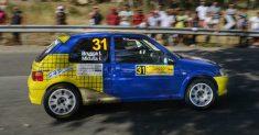 SGB Rallye presente in campionato Italiano alla classica Torregrotta-Roccavaldina
