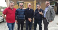 Percorso ok per il XXV Slalom Città di Campobasso- Memorial Gianluca Battistini