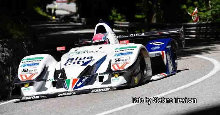 Christian Merli record del tracciato e vittoria in Gara 1 alla 48ª Verzegnis – Sella Chianzutan