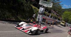 Franco Manzoni e Marco Sbrollini tengono alti i colori della Speed Motor alla 48ª Verzegnis-Sella Chianzutan