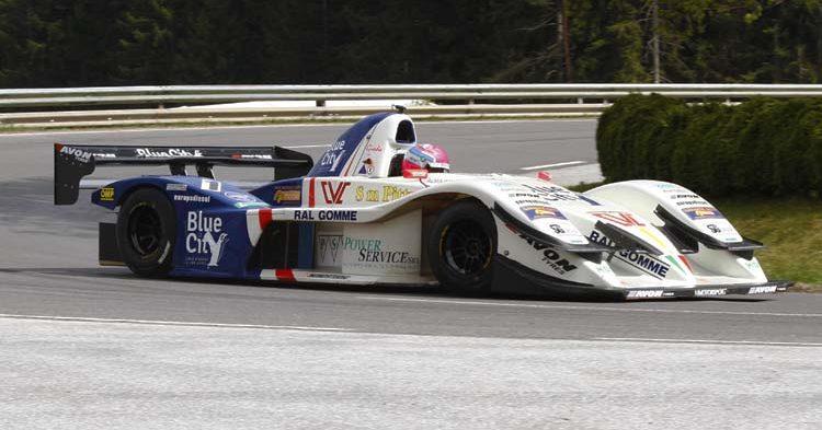 Merli in gara a Rechberg in Austria 2° Round del Campionato Europeo della Montagna