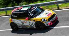 Rachele Somaschini a Morano per il quarto round del Campionato Italiano Velocità Montagna